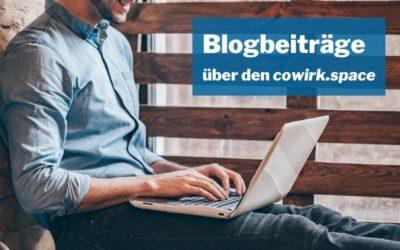Blogbeiträge über den cowirk.space