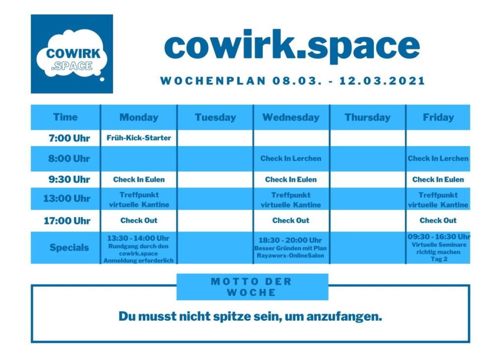 Cowirkspace KW 10