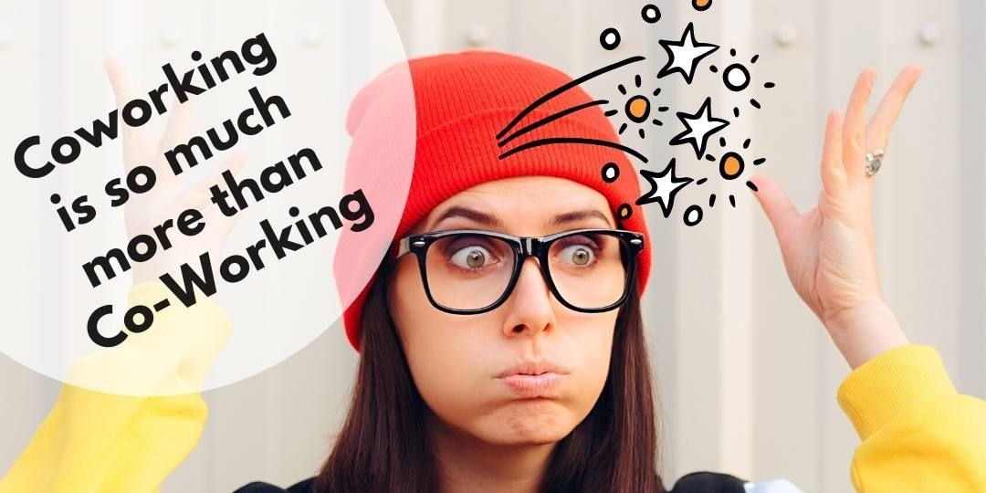 Coworking Space & Dritter Ort