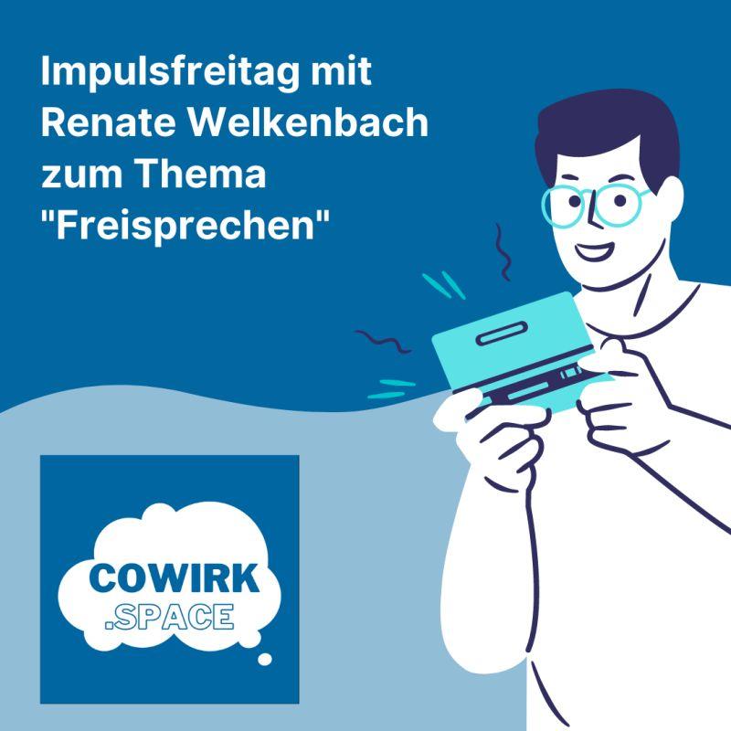 Frei Sprechen mit Renate Welkenbach
