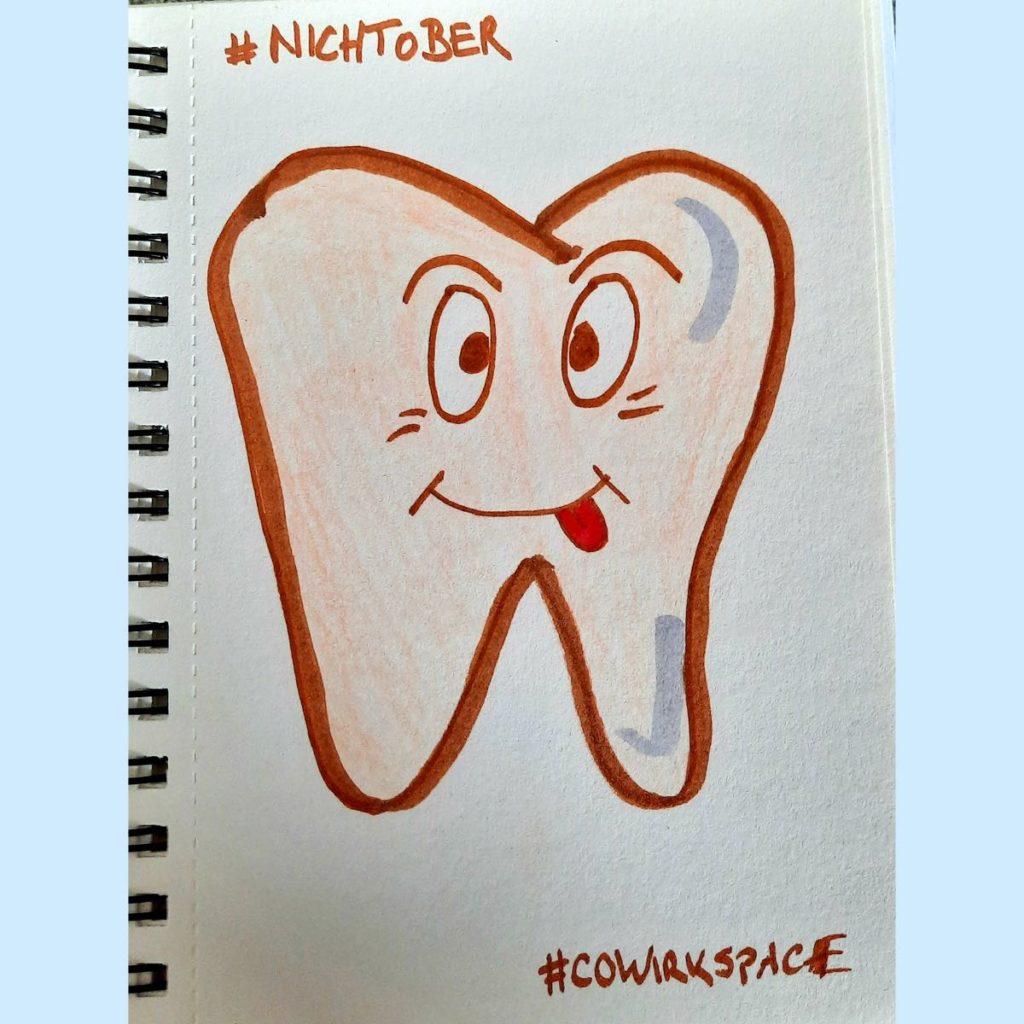 Zahn #nichtober