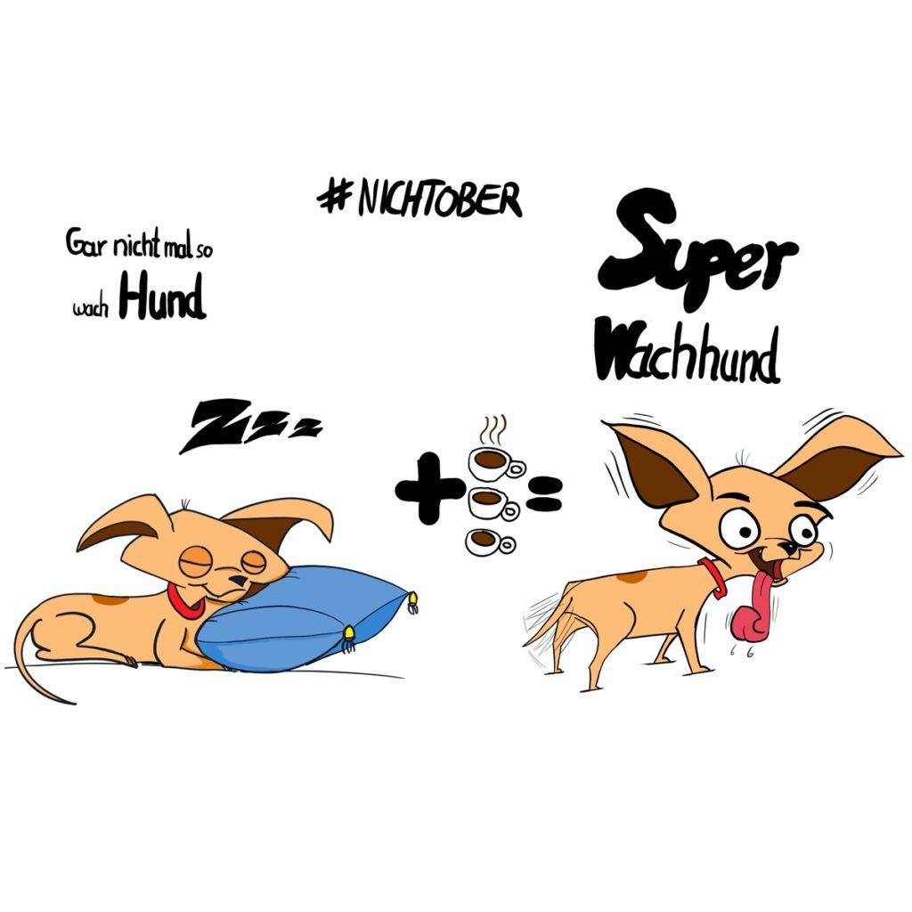 Wachhund #nichtober