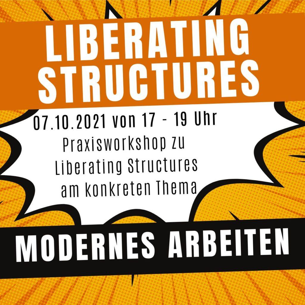 wexelwirken workkshop Liberating Structures